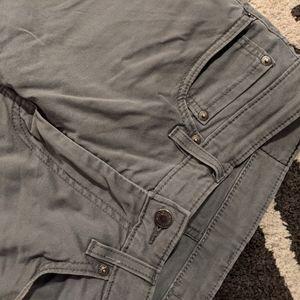 Levi's biking jeans 32x32